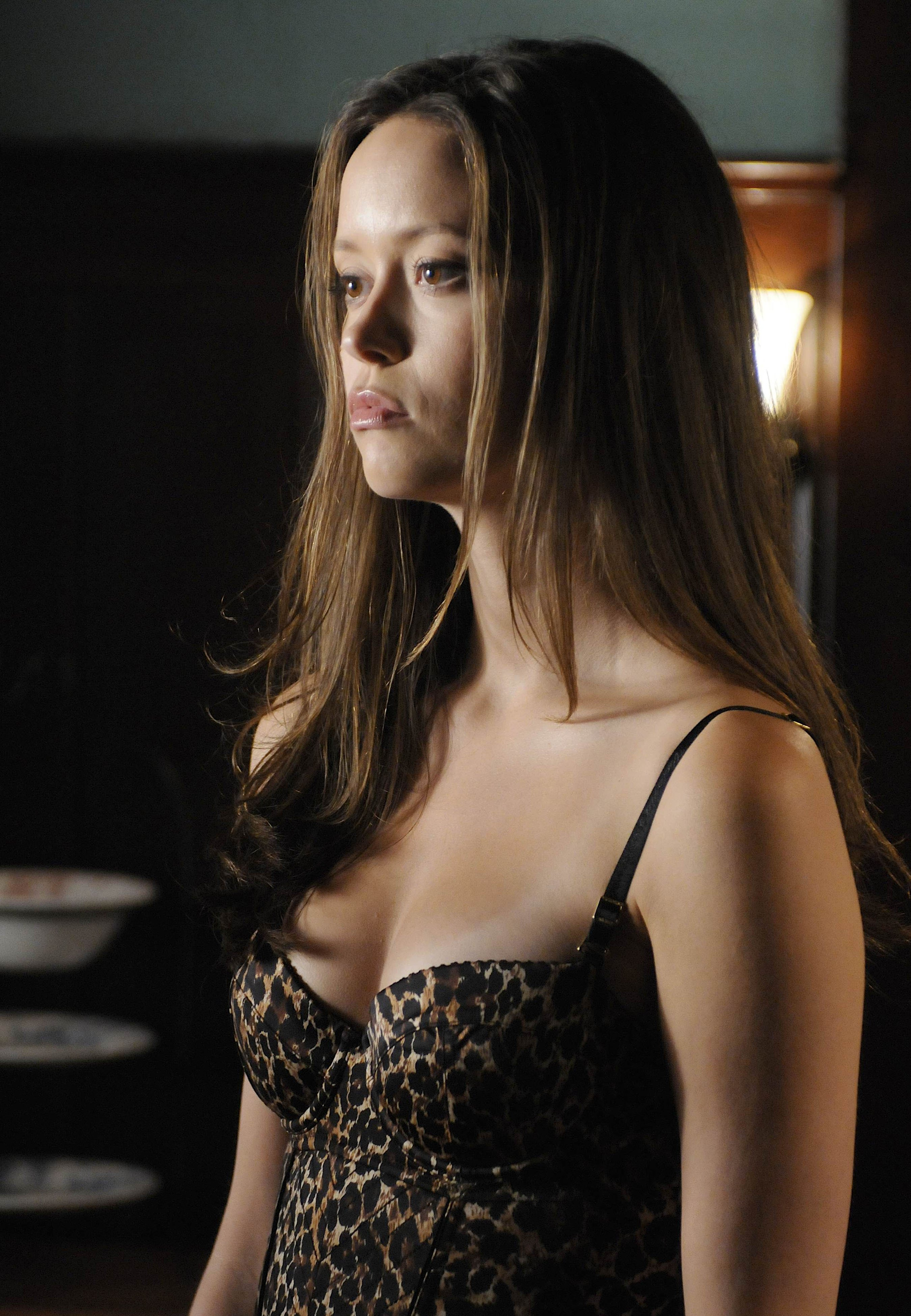 Summer Glau diet and exercise