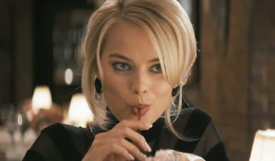 Exclusive: Margot Robbie talks The Wolf Of Wall Street!