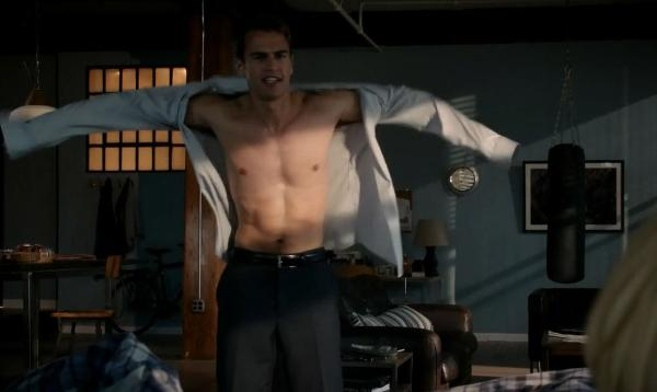 Theo James Shirtless Theo james feet/shoe size: 10